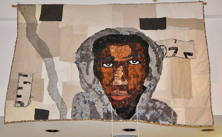 quilt honoring trayvon martin