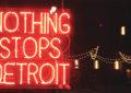 detroit neon sign