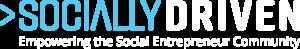 socially driven logo