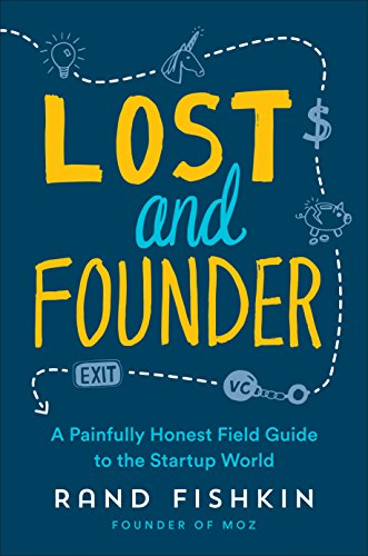 lost and founder cover